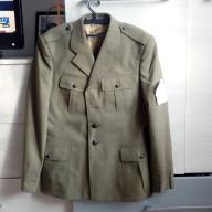 Stary mundur wojskowy