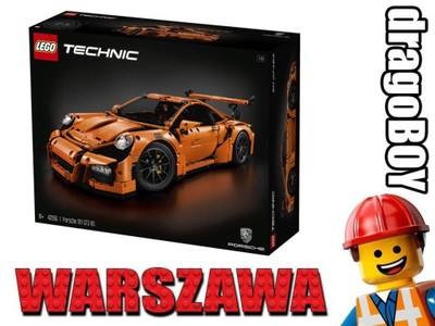 Lego Technic 42056 Porsche 911 Gt3 Rs Warszawa 6649823648