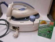 ZELAZKO PAROWE TEFAL OPTICORD PRESSINNG