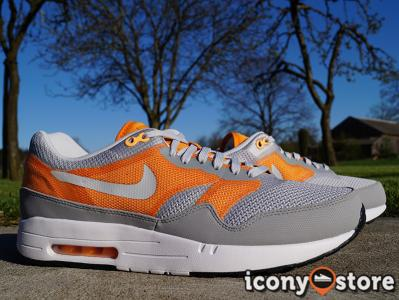 Nike Air Max 1 C2.0 Wolf GreyAtomic Mango 631738 008