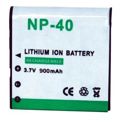 Akumulator zastępuje oryginał NP-40 3.7 V 900 mAh