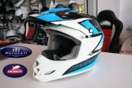 KASK  THH TH23 VELOCITY CROSS ENDURO BLUE S