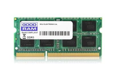 8GB GOODRAM 8 GB SODIMM DDR3 1333 MHz JEDNA KOŚĆ !