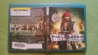 Piraci z Karaibów: Na nieznanych wodach - PL / lic