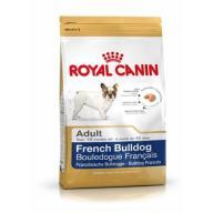 ROYAL CANIN French Bulldog 3kg + GRATIS