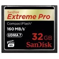 COMPACT FLASH EXTREME PRO 160MB/s 32GB 600X