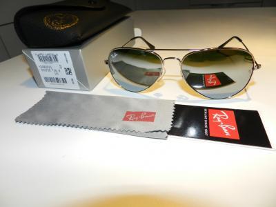 Okulary Ray Ban Aviator 3026 SILVER MIRROR - 5000900561 - oficjalne ... e98449df4f