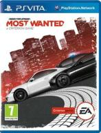 Need For Speed Most Wanted - PS Vita - Folia