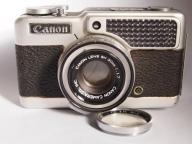 Aparat Canon Demi S 30mm f/1.7