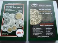 Katalog Monet Polskich-2016,Janusz Parchimowicz