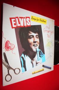 Elvis Sings for Children and Grownups Too! ELVIS
