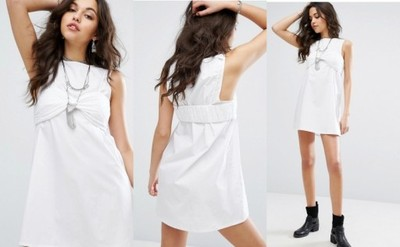 22C145 MISSGUIDED__NN9 MINI SUKIENKA BOHO__M